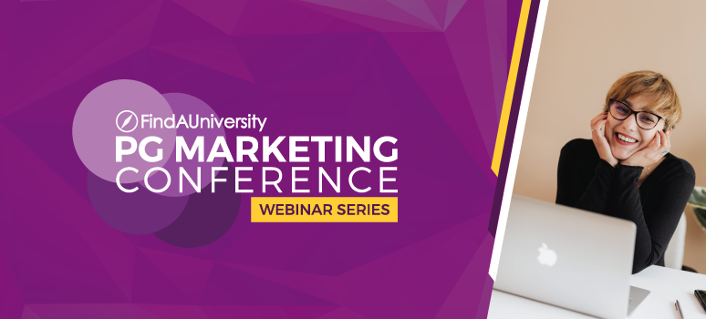 FindAUniversity Webinar Series card header image